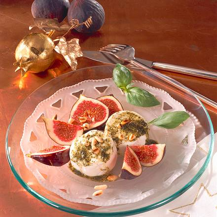 Marinierter Käse mit Feigen Rezept