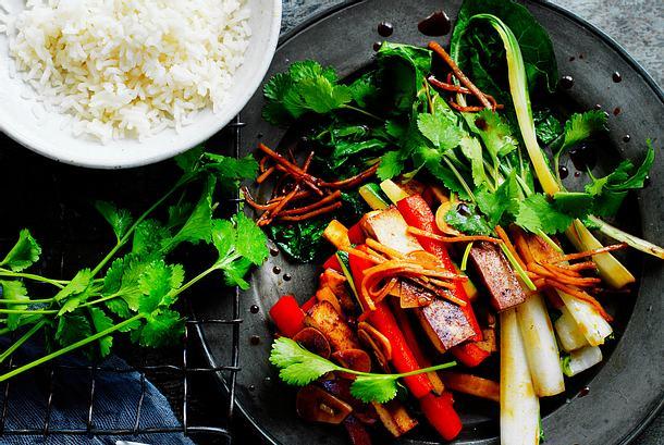 Marinierter Tofu für die Wok-Life-Balance Rezept