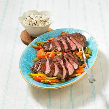 Mariniertes Steaks Rezept