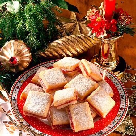 Marmeladenplätzchen (Diabetiker) Rezept