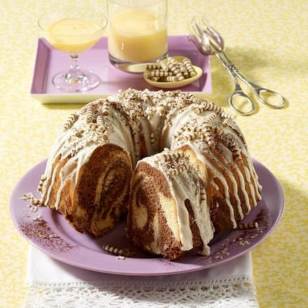 Marmor-Eierlikör-Kuchen Rezept