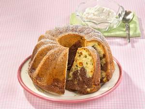 Marmor-Früchtekuchen Rezept