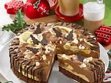 Marmorierte Mousse-Torte Rezept