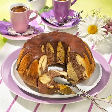 Marmorkuchen (Diabetiker) Rezept
