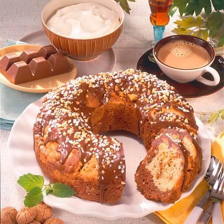 Marmorschichtkuchen Rezept