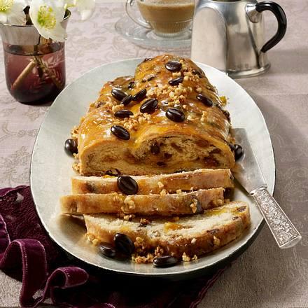 Marsala-Kaffeestollen Rezept