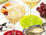 Marsala-Schaum zu Früchten Rezept