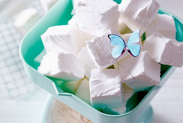 Marshmallow-Mastermix Rezept