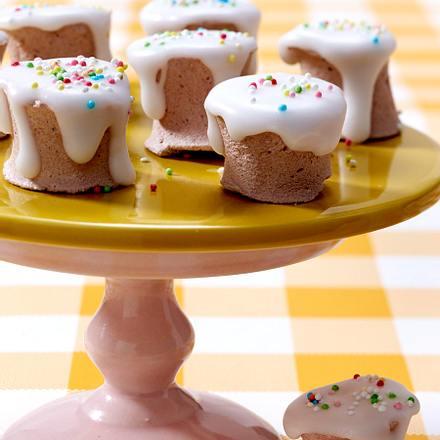 Marshmallow-Törtchen Rezept