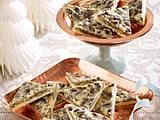 Marzipan-Calvados-Ecken Rezept
