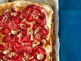 Marzipan-Erdbeer-Tarte Rezept