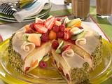 Marzipan-Früchtekuchen Rezept
