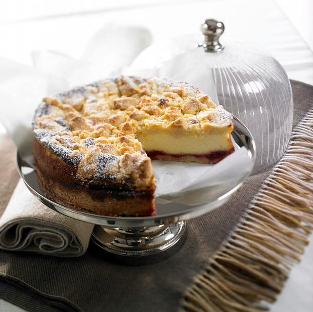 Mascarpone-Streuselkuchen Rezept