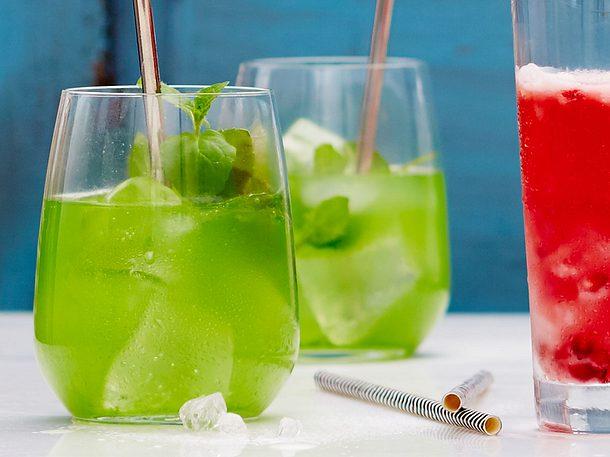 Matcha-Julep Rezept