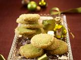 Matcha-Tea-Cookies Rezept