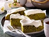 Matcha-Tee-Kuchen Rezept