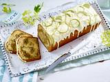 Matcha-Vanille-Marmorkuchen Rezept