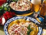 Matjes-Salat Hausfrauen Art Rezept