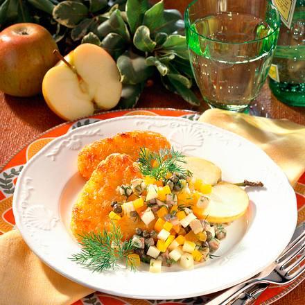 Matjes-Tatar zu Rösti Rezept