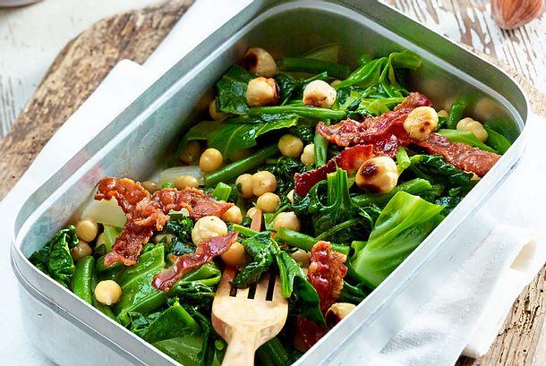 Meal-Prep-Salat von der schnellen Sorte Rezept