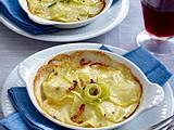 Mediterranes Kartoffel-Gratin Rezept