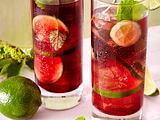 Melisse-Holunder-Wasser Rezept