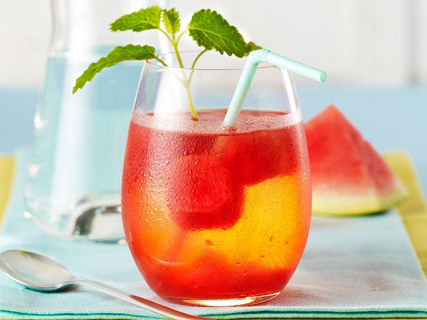 Melon-Crush Rezept