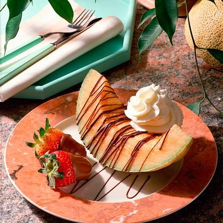 Melone, lecker serviert Rezept