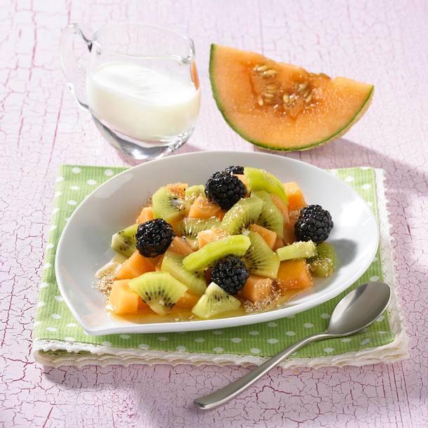 Melonen-Cocktail (Diät) Rezept