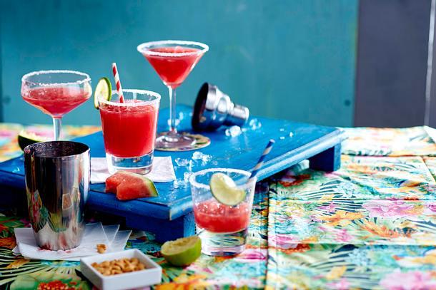 """Melonen-Margarita """"Vanilla Freestyle"""" Rezept"""