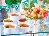Melonen-Minz-Salat Rezept