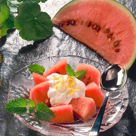 Melonenspeise Rezept