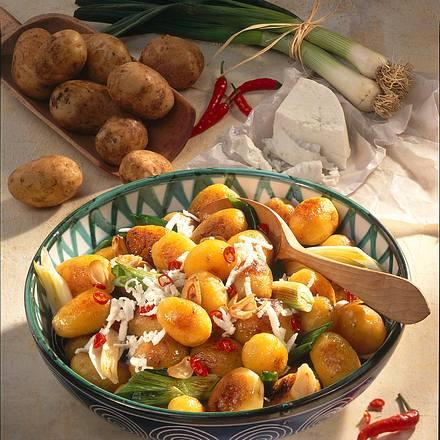 Mexikanische Kartoffelpfanne Rezept