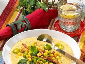 Mexikanische Maiscremesuppe Rezept