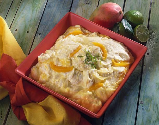 Mexikanische Mangocreme Rezept