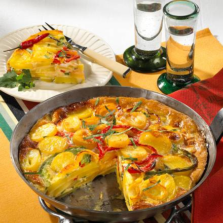 Mexikanische Tortilla Rezept