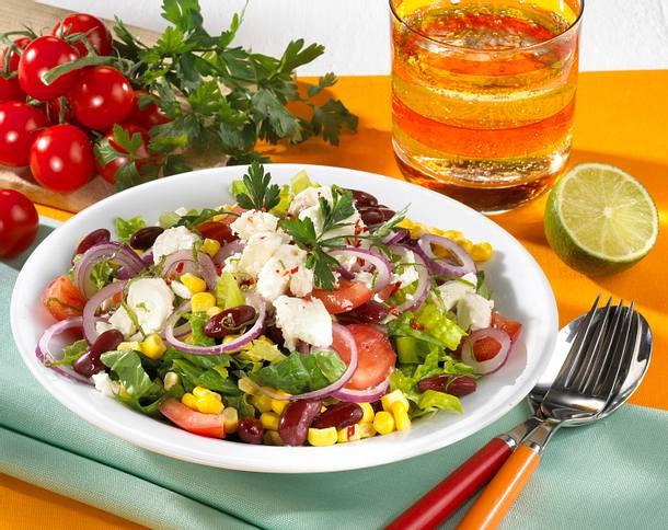 Mexikanischer Mais-Salat Rezept