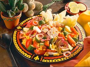 Mexiko-Salat Rezept