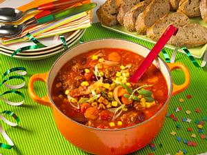 Mexiko Suppe Rezept