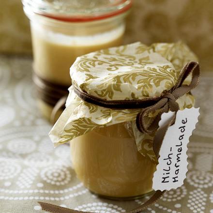 Milch-Karamell-Creme Rezept
