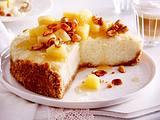 Milchreis-Apfel-Kuchen Rezept
