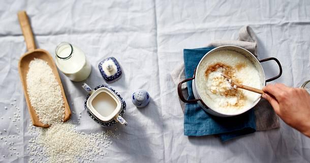 Milchreis ganz klassisch Rezept