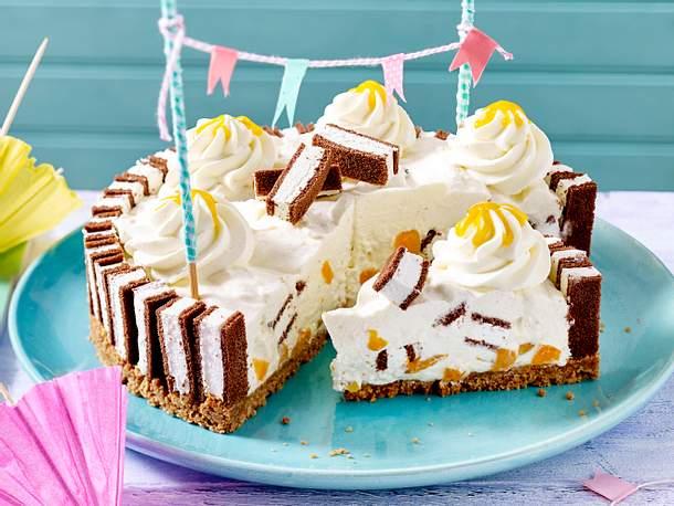 Milchschnitten-Torte Rezept