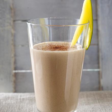 Milchshake mit Mango und Kakao Rezept
