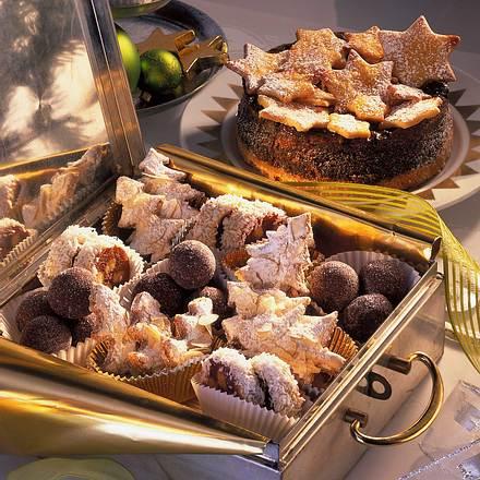 Mini-Mohnkuchen Rezept