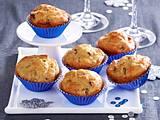 Mini-Muffins mit Gänseleber und Maronen Rezept