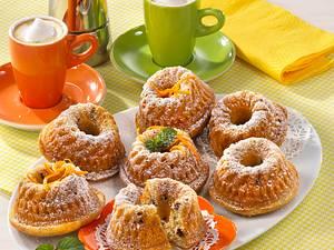 Mini-Schoko-Napfkuchen (Diabetiker) Rezept