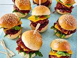 Miniburger De Luxe Rezept