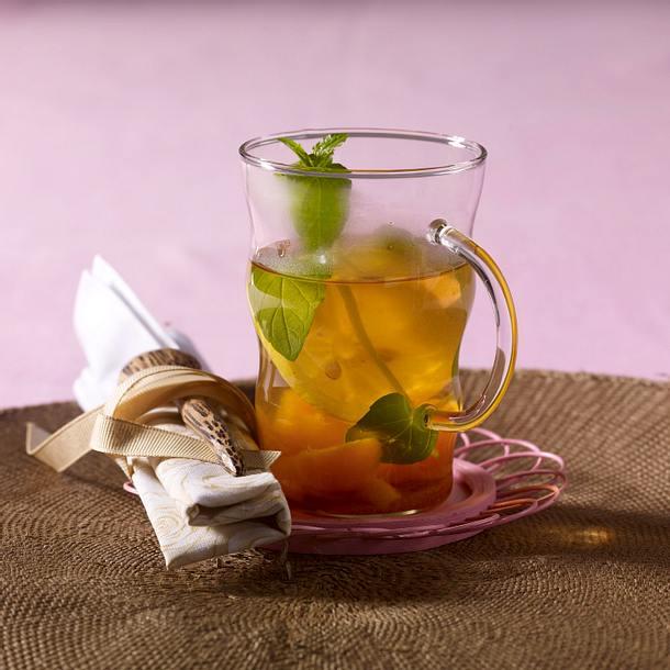 Minz-Aprikosen-Tee Rezept