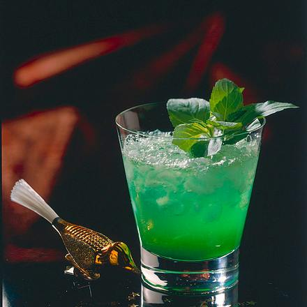 Minz-Drink Rezept